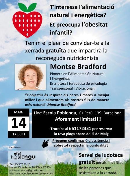 cartell Montse Bradford