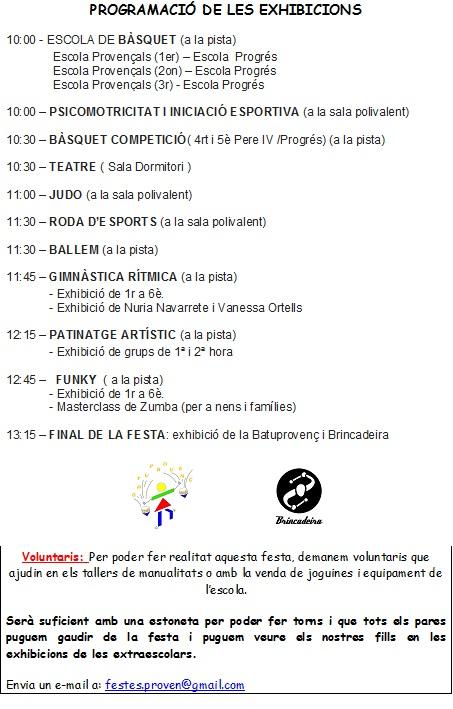 FestaNadal_Programa